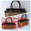 Indonesia Coconut Shell Bag Handycrafts
