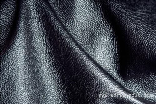 Barton Print Grain Leather